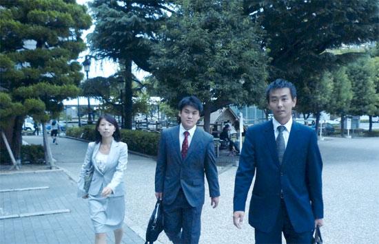 議員定数削減要望の拒否@京都市役所