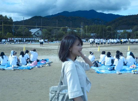 北嵯峨高校体育祭