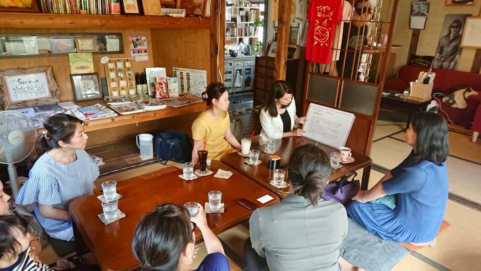 第4回 京都党女子会を行いました!