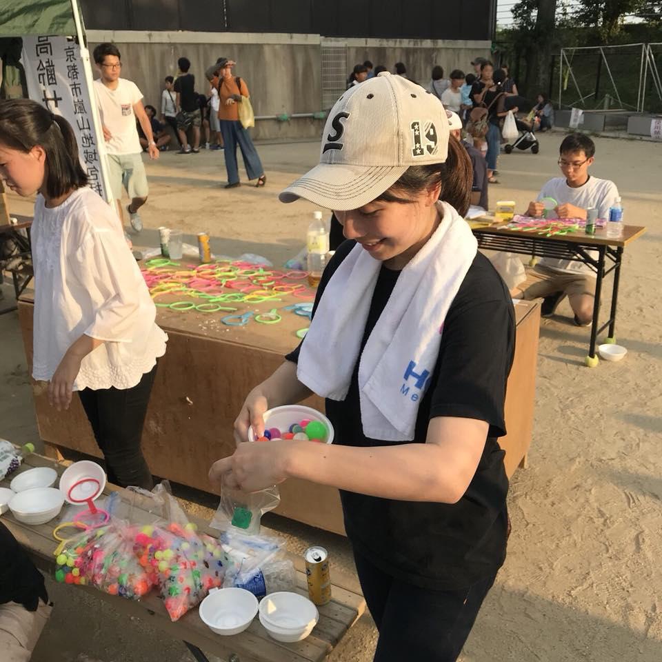 嵐山小学校 夏祭り2018