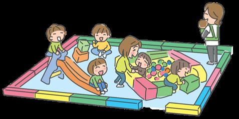 子供の遊び場の確保