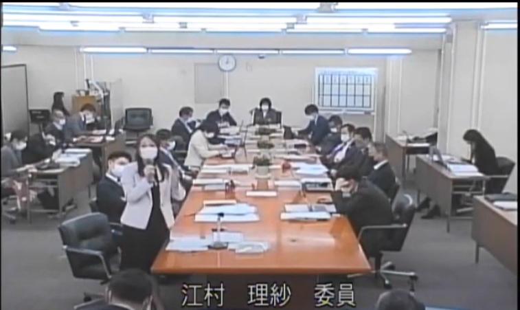 令和3年3月8日 予算特別委員会 局別質疑 交通局