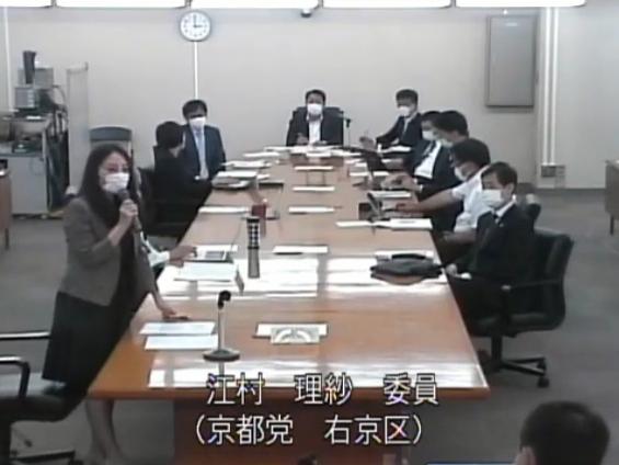 令和3年6月21日 総務消防委員会 参考人意見聴取